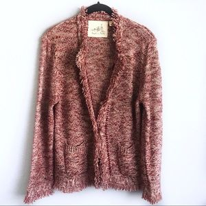 Anthropologie Angel of the North Eliot Jacket